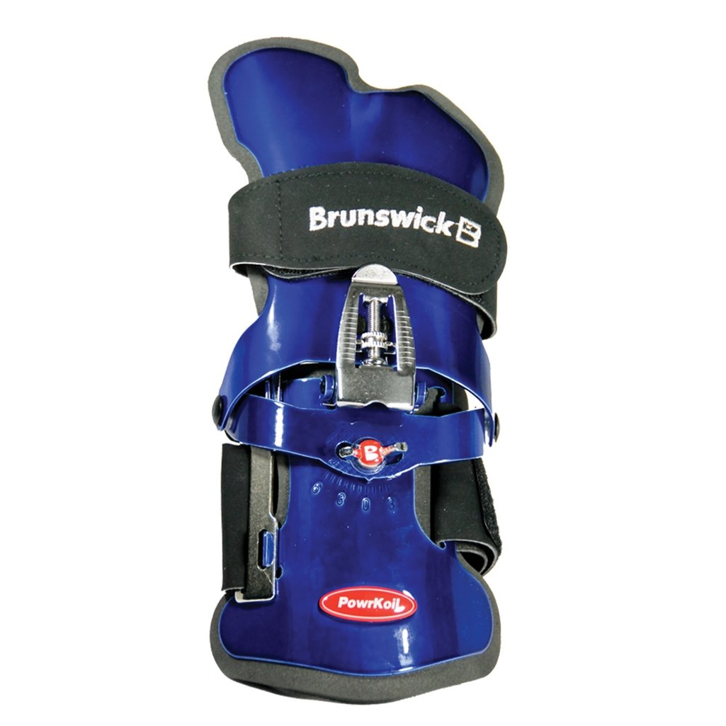 Brunswick Bowling Products PowrKoil Wrist Positioner- Left Hand (Small)