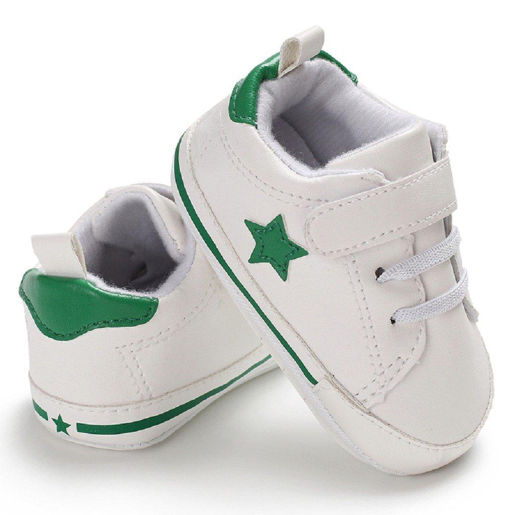 Enfant B/éb/é Filles Gar/çon Occasionnel Chaussures pour Tout-Petits Pantoufles antid/érapantes Chaussons Auxma Chaussures de B/éb/é Baskets pour 0-6 6-12 12-18 Mois