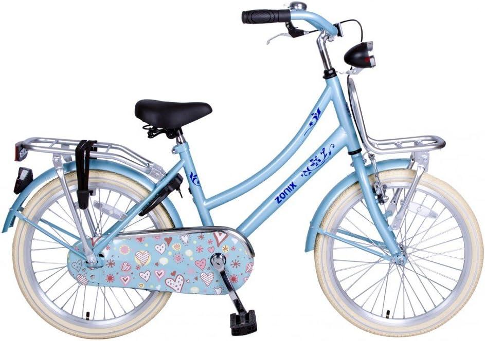 Bicicleta Chica 20 Pulgadas Zonix Oma con Freno Delantero al ...