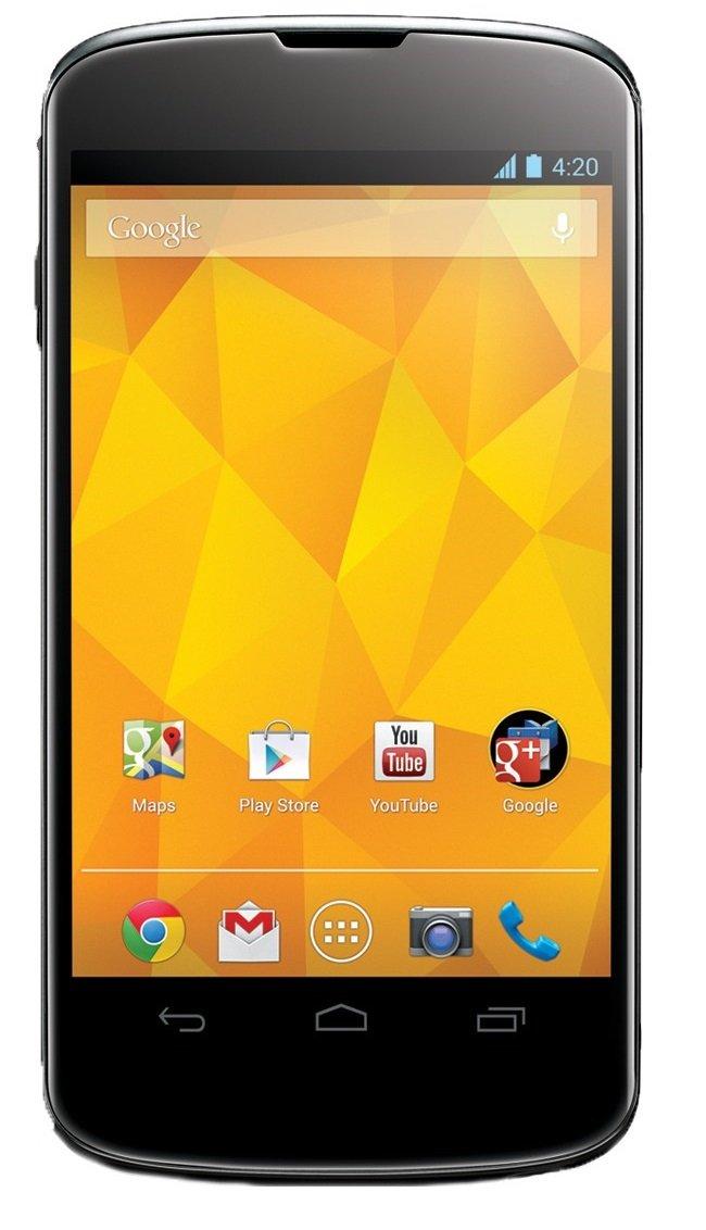 Amazon.com: LG E960 Google Nexus 4 Unlocked GSM Phone, 16Gb ...