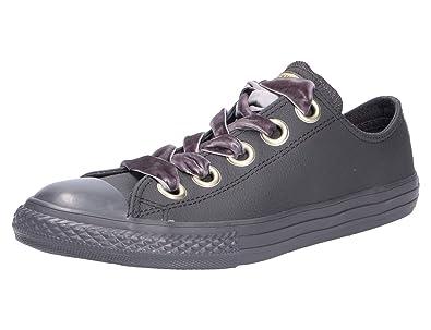 scarpe converse nero bambina