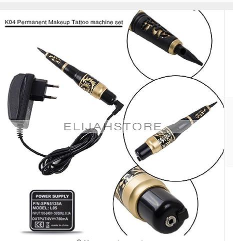 Buy Eyebrow Tattoo Machines kits Micrbalding Permanent Makeup Pen ...
