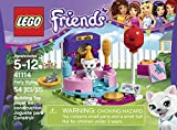 LEGO Friends Party Styling 41114