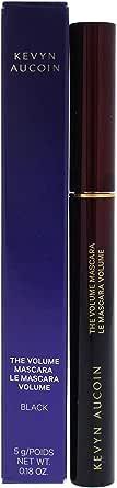 Kevyn Aucoin - The Volume Mascara - Rich Pitch Black Voluminous Mascara. 0.18 oz