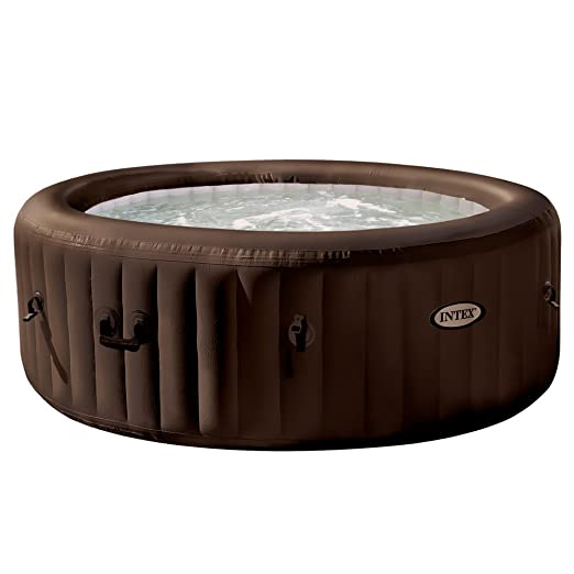 Intex PureSpa - Spa hinchable de 4 jets, con color salino, 4 ...