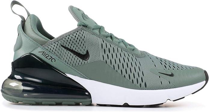 Nike Air Max 270 Clay Green Black Deep Jungle Ah8050 300 Mens Size 8