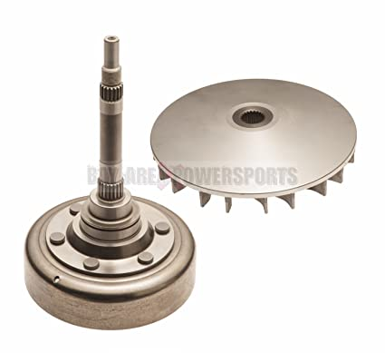 Amazon.com: Yamaha Grizzly Rhino 660 Clutch Housing Drum & Primary Sheave Kit: Automotive
