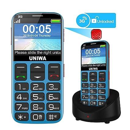 Amazon.com: Mosthink - Teléfono móvil sin bloqueo para ...