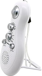 Soundmaster BR40WS Badezimmerradio Mit Sensor/Bewegungsmelder Weiss