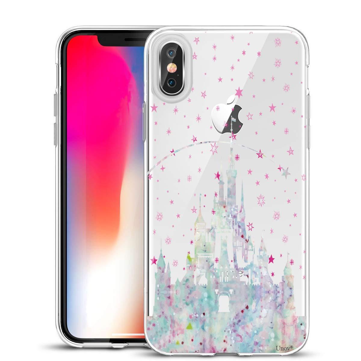 Funda para Iphone Xs Max UNOV (7H2L2BPQ)