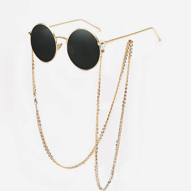 20 St/ück Brillenkettenhalter /Ösen Gummischlaufe /Ösen f/ür Brillenband Brillenkette Jdesun Brillenschlaufen 20 x 5mm