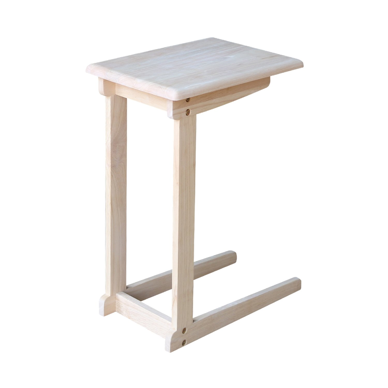 Amazon Com International Concepts Ot 10 Sofa Server Table  ~ Sofa Server Accent Table