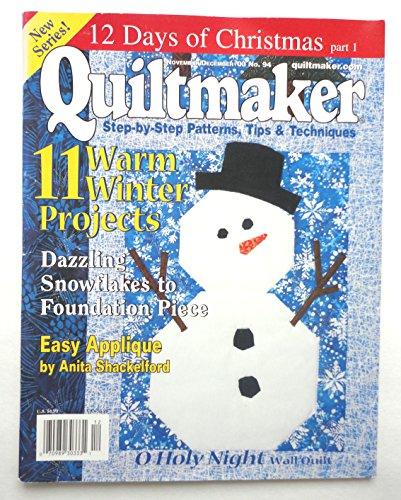 Quiltmaker Magazine - 3