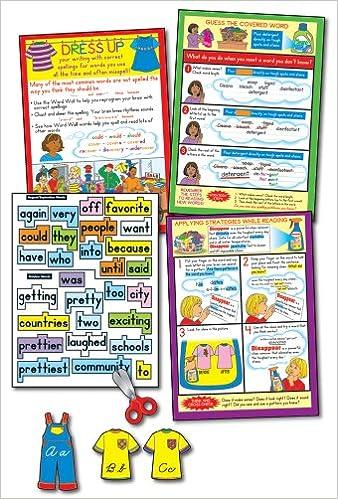 Amazoncom Word Wall Plus For Third Grade Bulletin Board Set