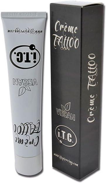Crema cicatrizante tatuaje: Amazon.es: Joyería