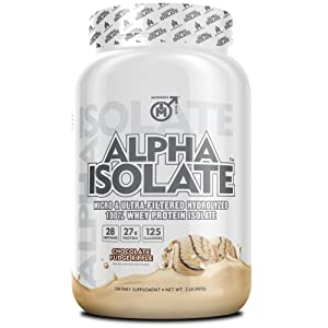 Alpha Isolate – Highest Quality Best Tasting Whey Protein Isolate