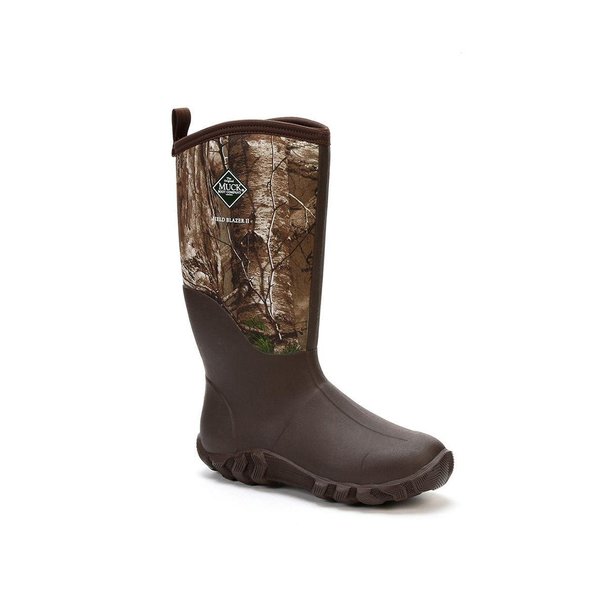 Muck Boot Men's Feildblazer II Knee High Boot, Brown, Realtree Xtra, 13 D(M) US by Muck Boot