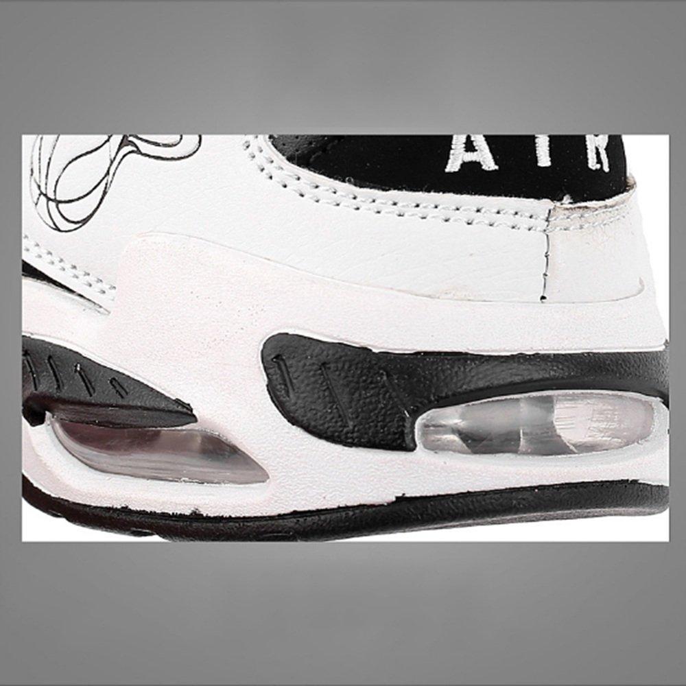 SchuheDQ Lässige Basketballschuhliebhaber im Frühling und Sommer Sommer Sommer tragen gepolsterte Schuhe. Freizeit df9795