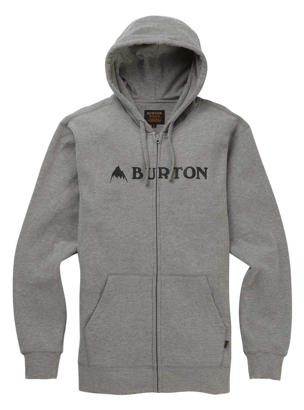 Burton Herren Horizontal Mountain Full-Zip Hoodie