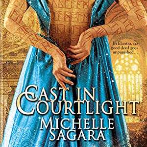 Cast in Courtlight Audiobook