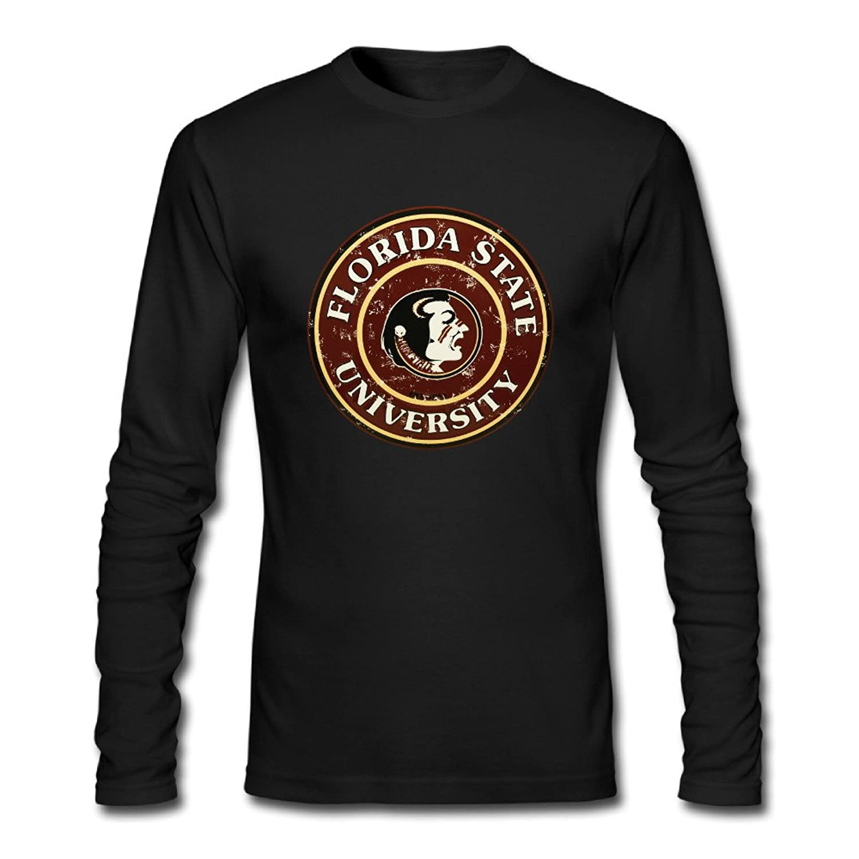 Tianzun16 Florida State University Men's Teeshirt 100% Cotton Nice Sale