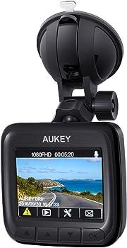 Aukey DR-01 FHD 1080p Car Dashboard Camera Recorder