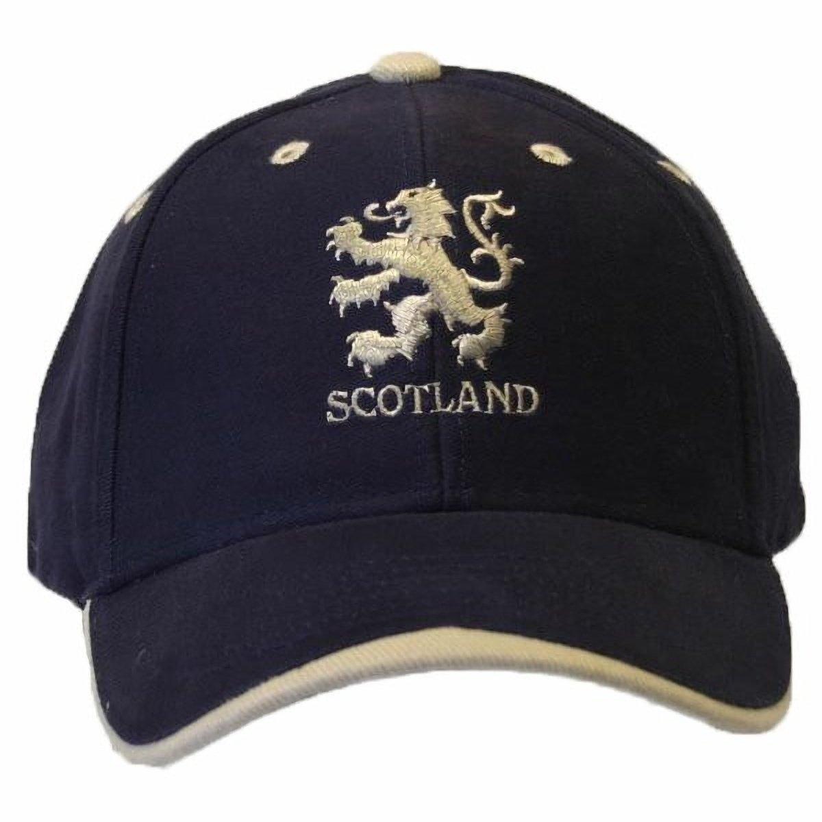 Scotland Lion Logo Embroidered Baseball Cap UTC159_1