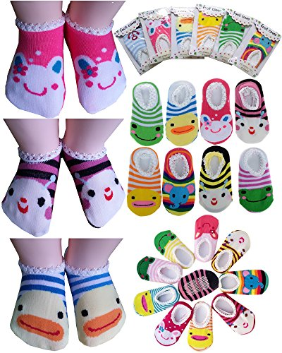 bsr-5-pairs-age-0-2-newborn-baby-toddler-anti-slip-skid-socks-gift-bag-gift-card-stripes-no-show-cre