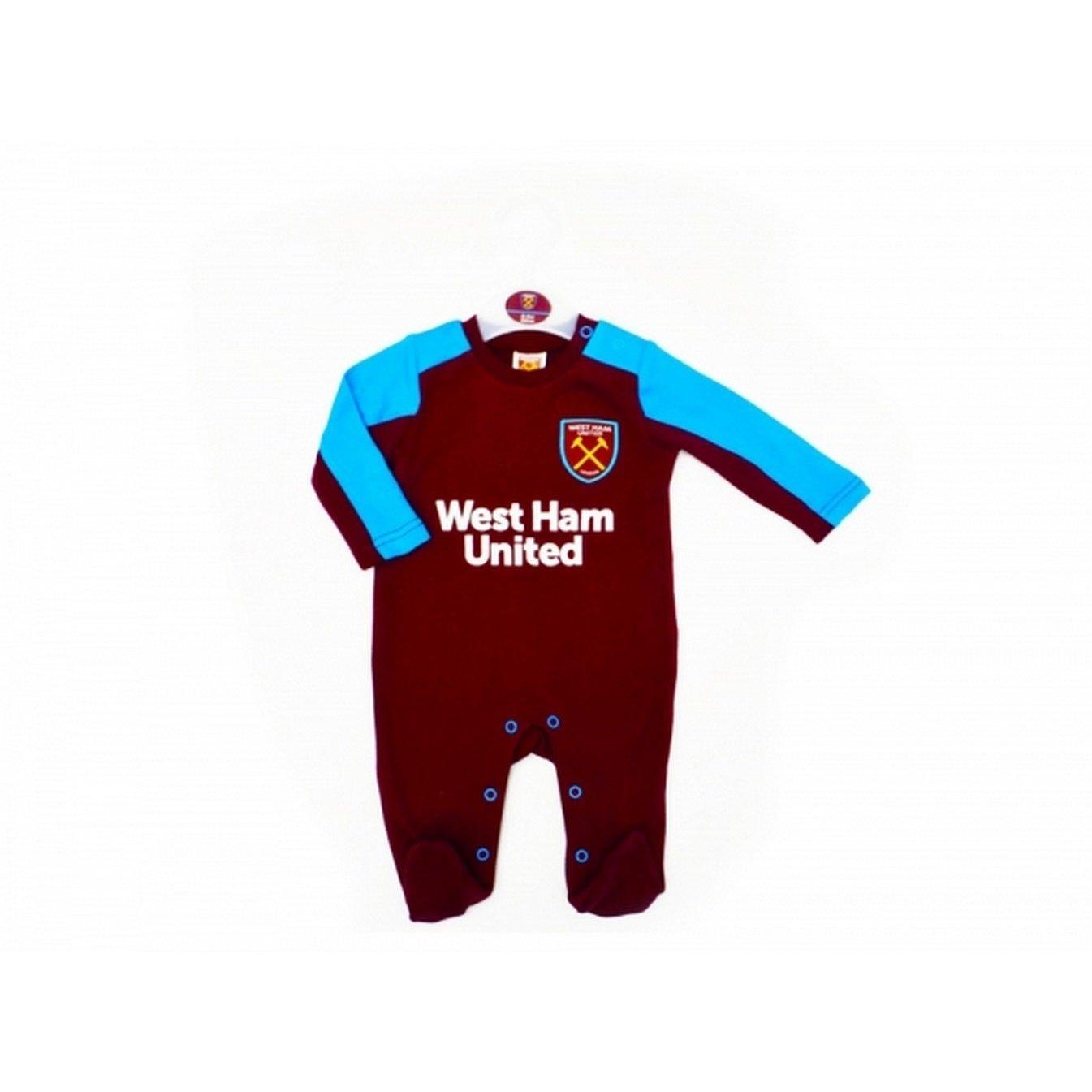West Ham United FC - Pelele Oficial de Primera equipación - para ...