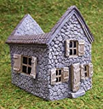 Miniature Fairy Garden Mill House Planter