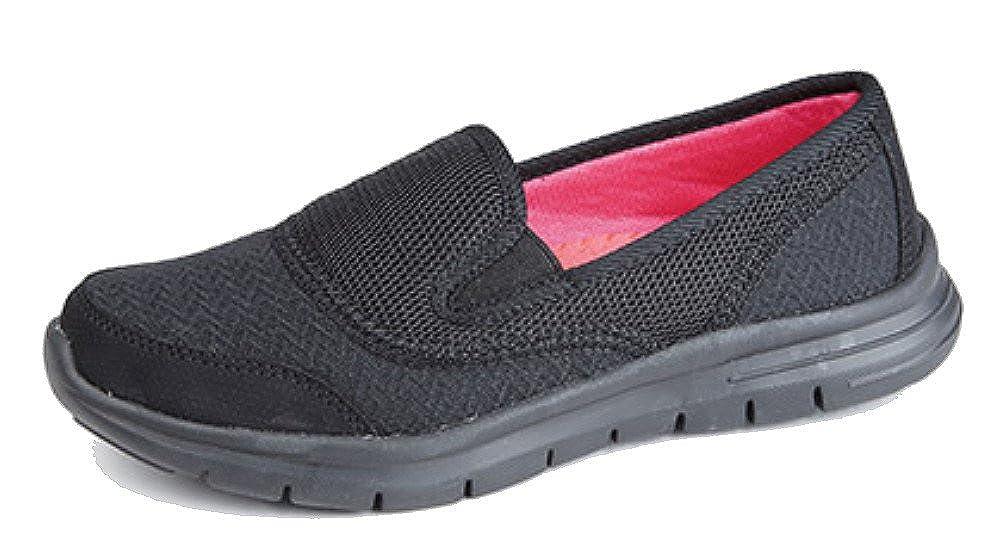 Ligeros de senderismo de la mujer Get Fit Zapatillas deporte zapatos caminar calzado deportivo DEK