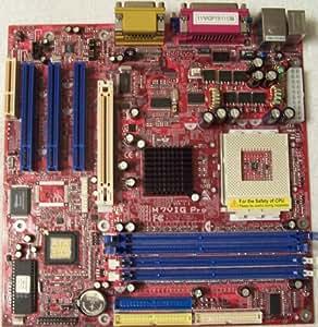 Biostar M7VIG Socket A AMD Motherboard for sale online