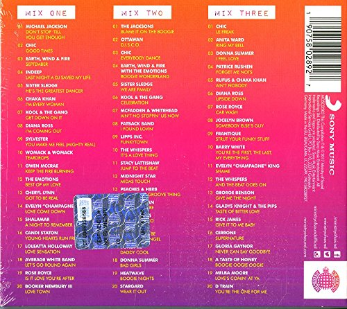 I Love Disco - Ministry Of Sound  Amazon.co.uk  Music 7313d1c39