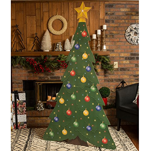 7 ft. Large Christmas Tree -