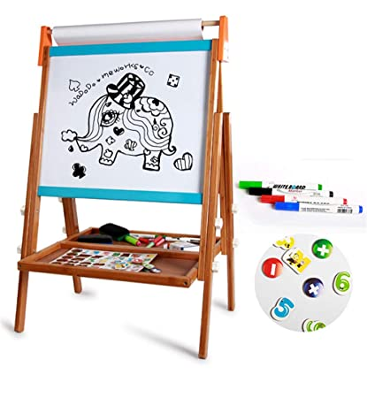 Tablero de dibujo infantil grande / infantil blanc Kids ...