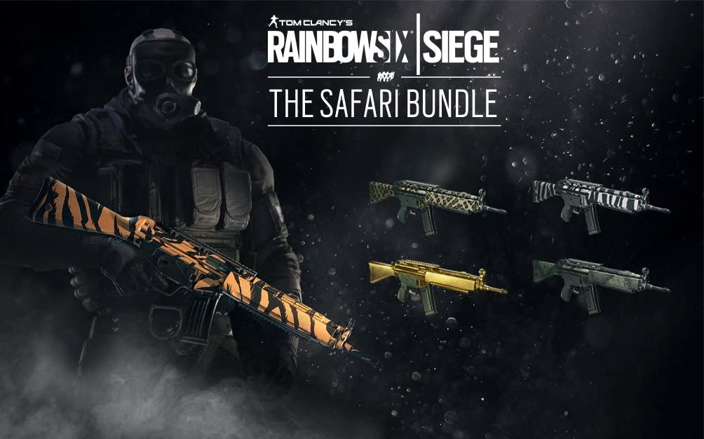 Amazon com: Tom Clancy's Rainbow Six Siege - The Safari