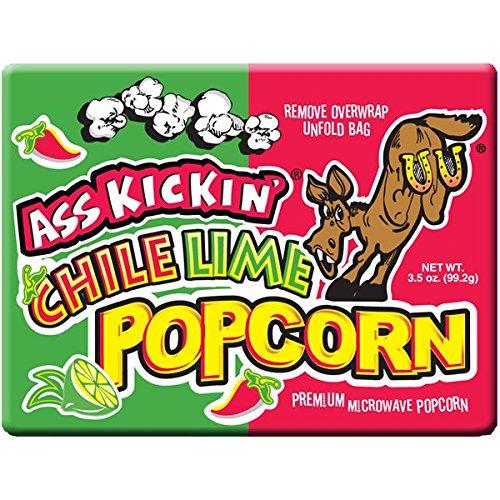 Ass Kickin Chili Lime Popcorn