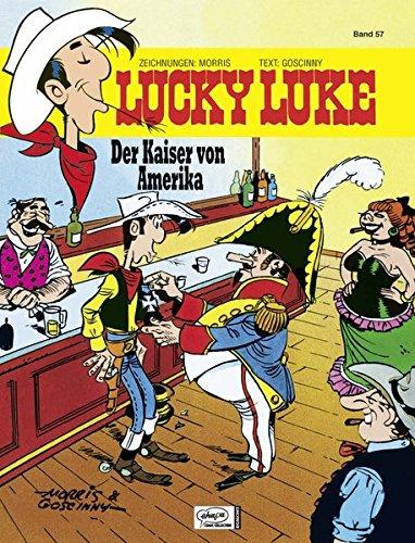 Lucky Luke 57  Der Kaiser Von Amerika
