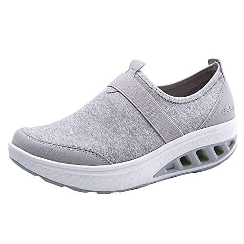 c1779ef5b Beladla Zapatillas De Deporte Respirable para Correr Deportes Zapatos  Running Mujer Shoes para Correr En MontañA Asfalto Aire Libre  Amazon.es   Zapatos y ...