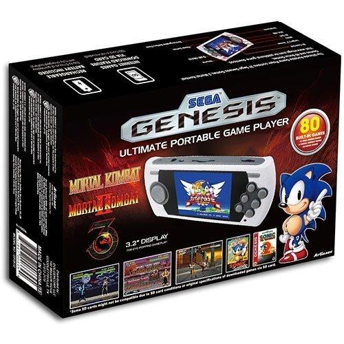Sega Genesis AtGames Arcade Ultimate Portable - Ultimate Sega Genesis Portable