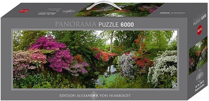 Heye 29473 - Puzzle (6000 Piezas): Amazon.es: Juguetes y juegos