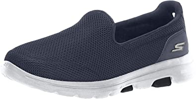 Competidores colección Botánica  Buy Skechers Women's Go Walk 5 Walking Shoes at Amazon.in