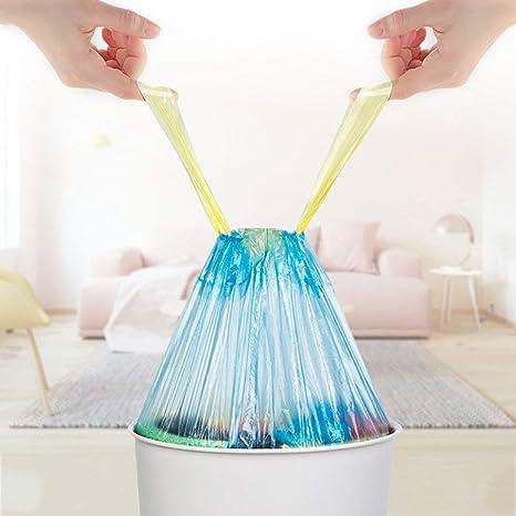 Amazon.com: Bolsas de basura con cordón, deseo 4 galones ...