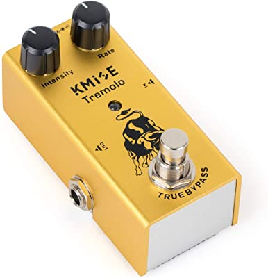 Kmise Mini Tremolo Pedal