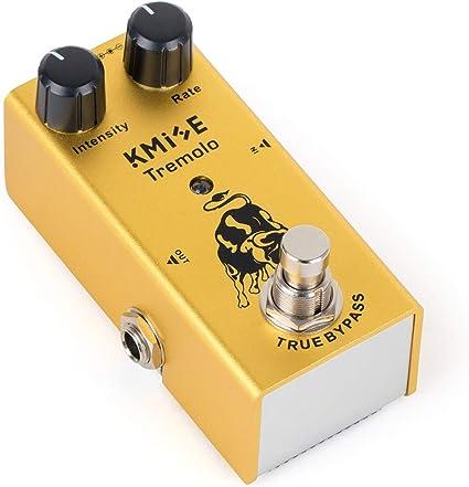 Tremolo Pedal Guitar Effect Pedal for Electric Guitar Tremolo/…
