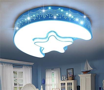 Ali@Luz de techo para niños Casa de los niños Lámpara de ...