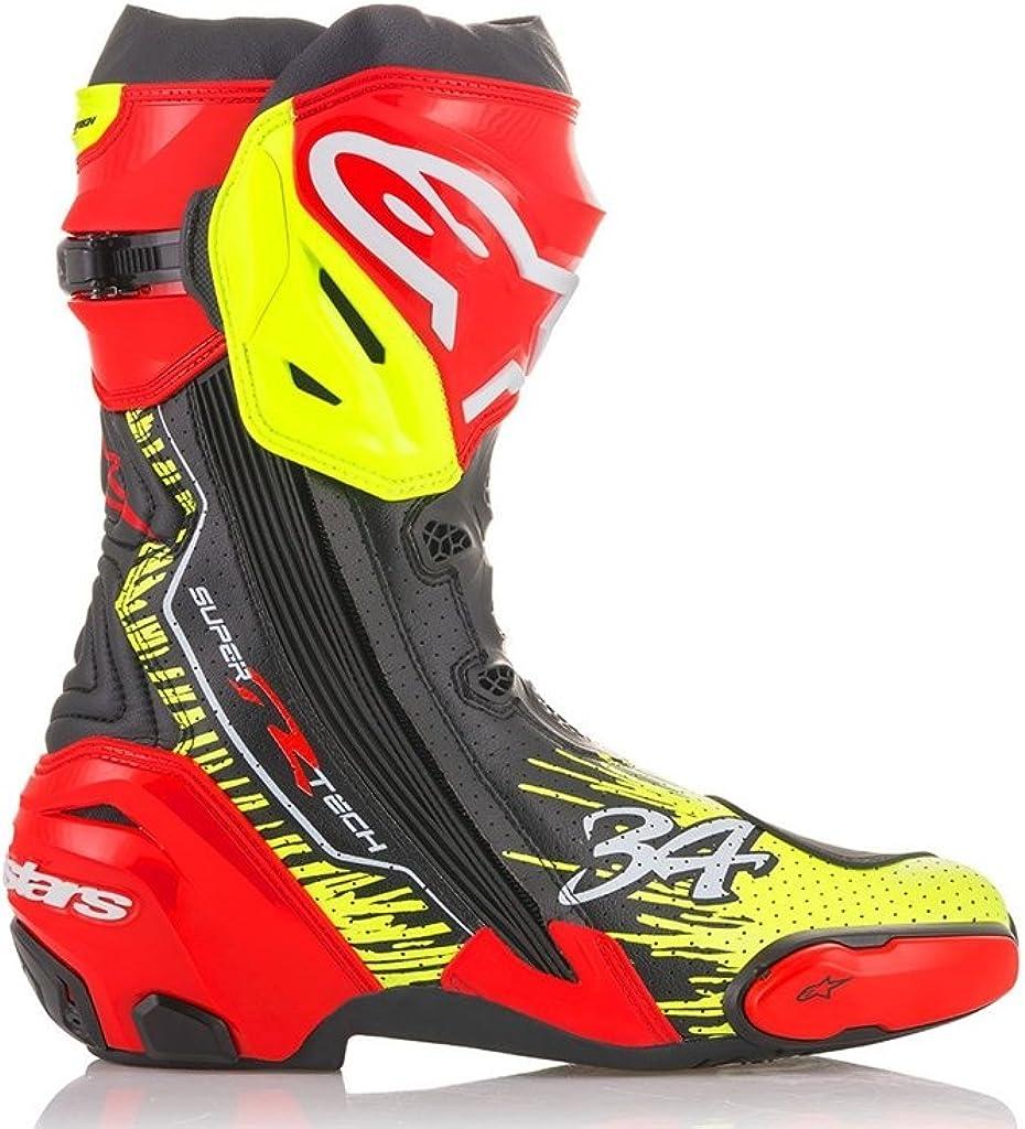 Alpinestars Super Racing Boots New Kevin Schwantz 34 R 44 Bekleidung