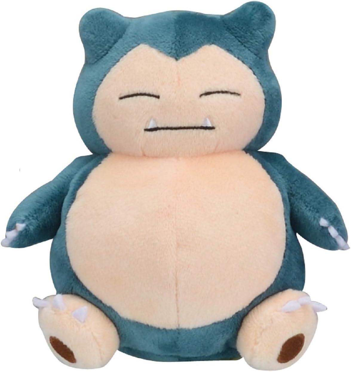 "SNORLAX Pokemon Center Kabigon Plush Toy Soft Doll 7.5/"" Plush Doll  Figure Gift"