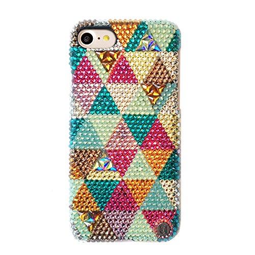 Uunique Premier Swarovski Shell précieux Prism Coque Étui rigide pour iPhone 7