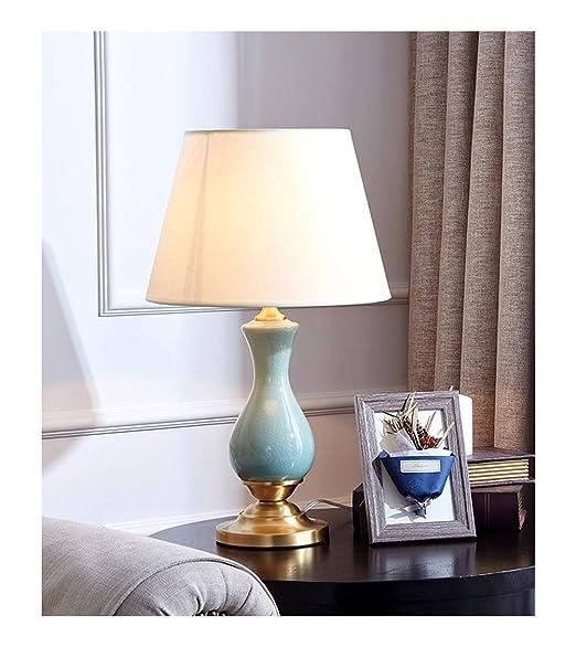 Bonita lámpara de mesa Lámpara de mesa Cálido Estudio romántico ...
